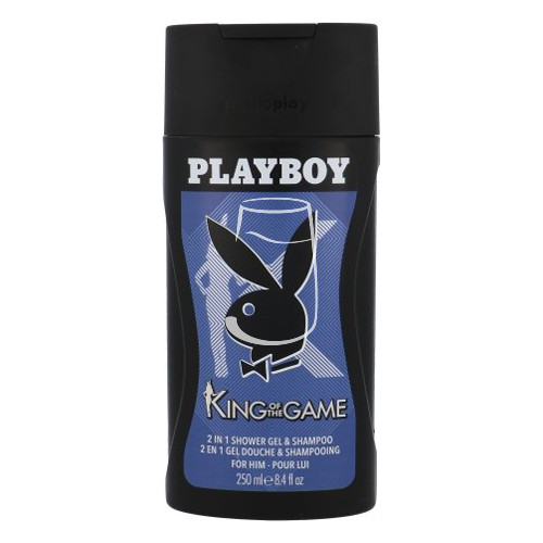 Playboy for him tusfürdő 250ml King of the game