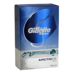 Gillette Series after shave splash 100ml Arctic ice bold