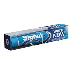 Signal fogkrém 75ml White now