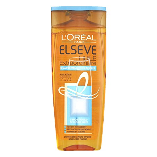 Elseve sampon 250ml Extraordinary oil - Napvédelem
