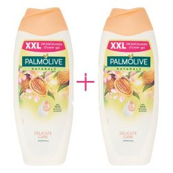 Palmolive tusfürdő 2x500ml Naturals Delicate care
