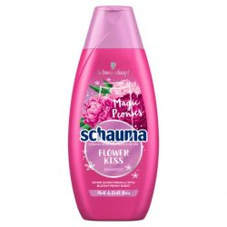Schauma sampon 400ml Flower kiss Magic peonies