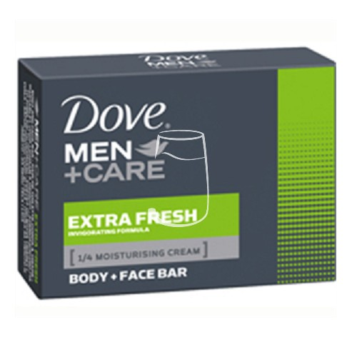 Dove Men+care szappan 90g Extra fresh