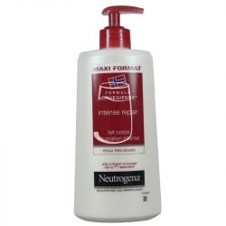 Neutrogena testápoló 250ml Intense repair