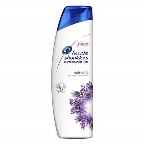Head & Shoulders sampon 400ml Nutriente