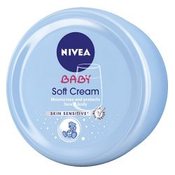 Nivea Baby krém 200ml Soft