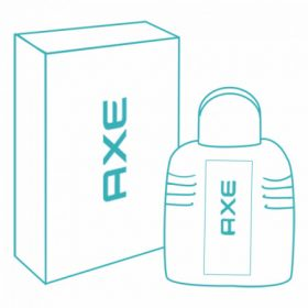 Axe after shave