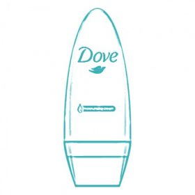 Dove roll-on