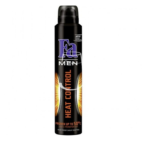 Fa men dezodor 150ml Heat control