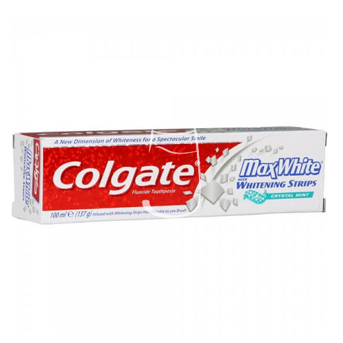 Colgate fogkrém 100ml Max White Crystal mint