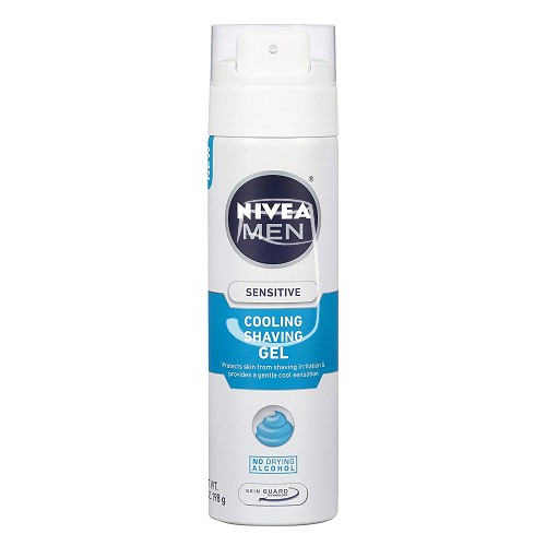 Nivea Men borotvagél 200ml Sensitive cooling