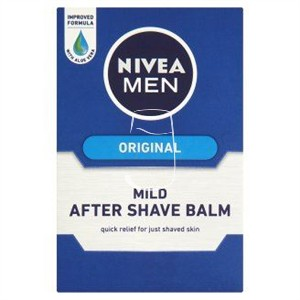 Nivea Men after shave balzsam 100ml Original mild